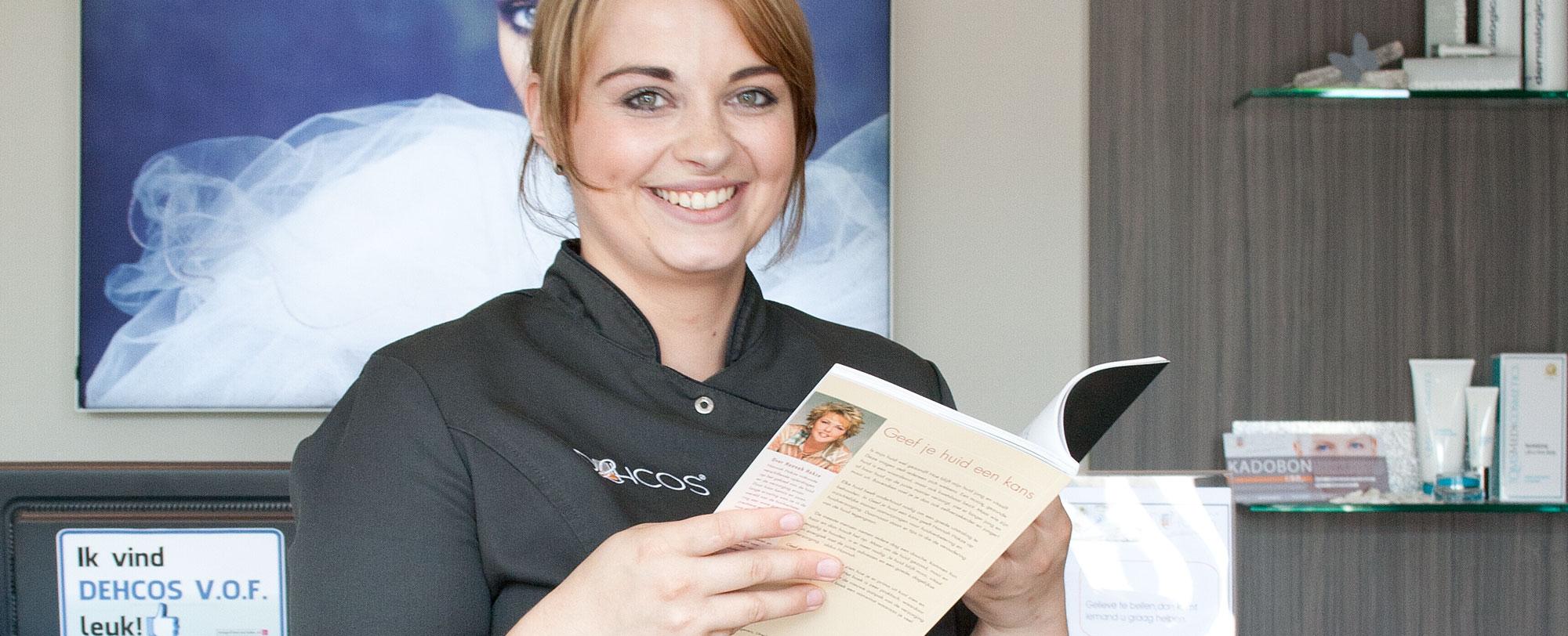 Featured image of article: Welkom Mandy van den Boogert!