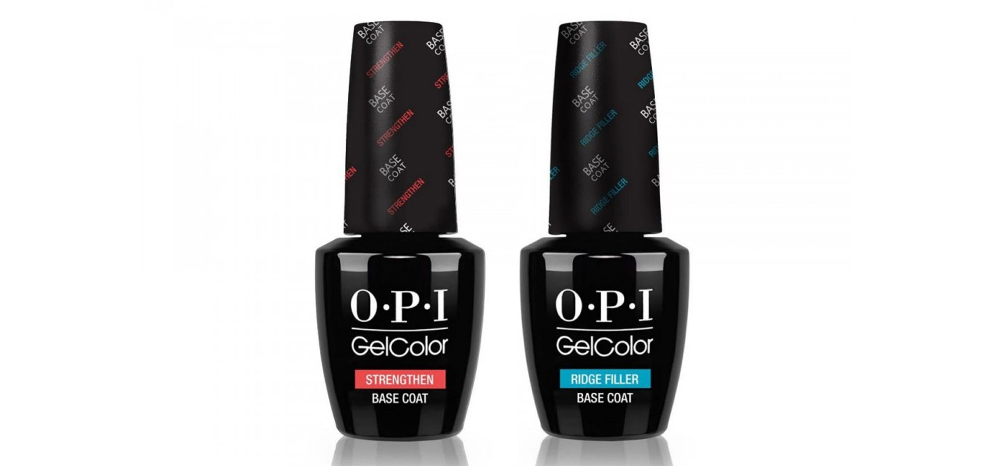 Featured image of article: OPI GelColor Strengthen & Ridge Filler