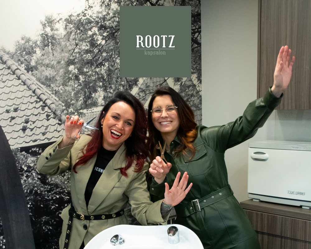 Featured image of article: Welkom ROOTZ kapsalon!